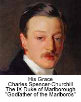 Charles Spencer-Churchill - the IX Duke of Marlborough
