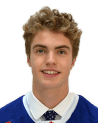 Finn Brown - Sault Ste. Marie Greyhounds 11th Rd. - 220th Overall
