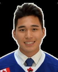 Matthew Wong - Kingston Frontenacs 11th Rd. - 213th Overall