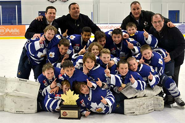 Major Atoms (03s) Capture Back-to-Back GTHL Championships