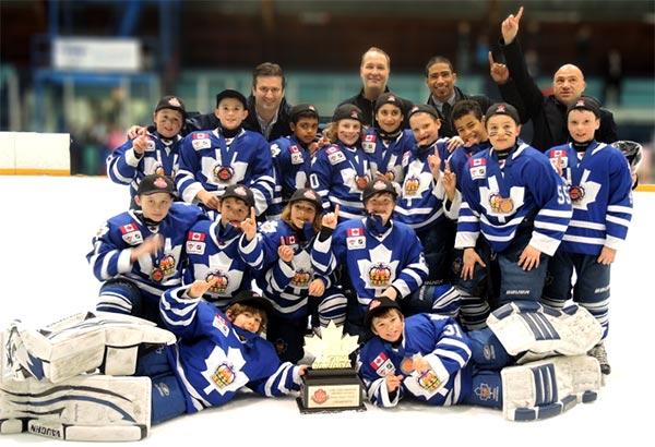 Marlboro Minor Atoms Declared GTHL Champions