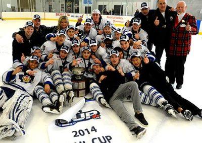 Toronto Marlboros Capture 2014 OHL Cup