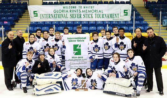 Marlboros Minor Bantams Capture 4th Organization Silver Sticks Championship