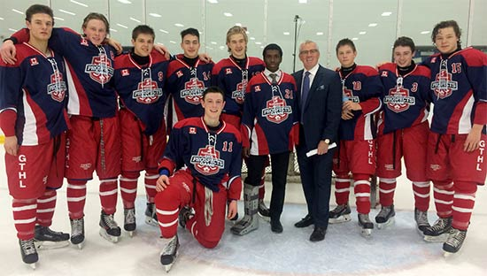 Marlboros Players chosen for GTHL Prospects Game