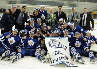 Toronto Marlboros Capture the OHL Cup