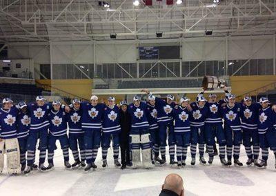 Toronto Marlboros - OHL Cup Champions