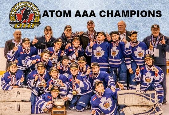 Marlboro Atoms Crowned OHF Champions