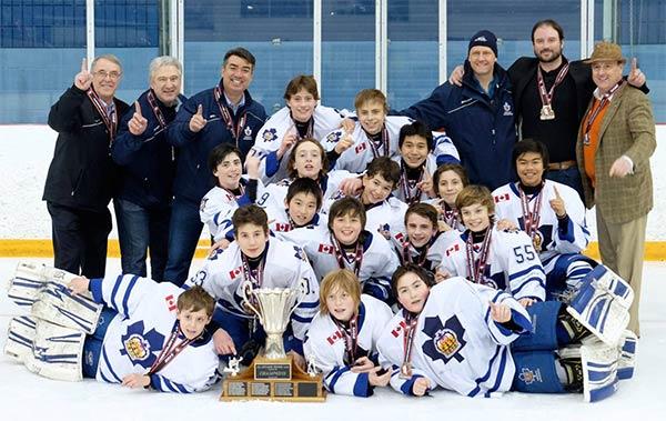 Marlboros Pee Wee Team Declared All-Ontario Champions