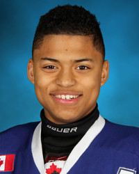 Akil Thomas – Niagara Ice Dogs 1st Rd. - 12th Overall