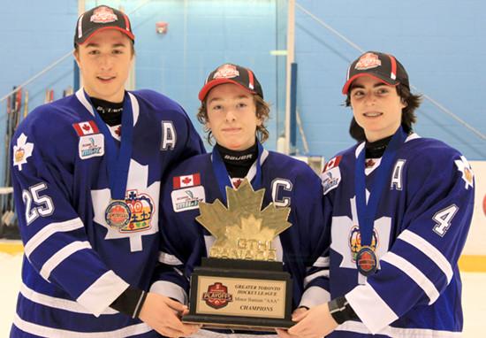 2016 GTHL Minor Bantam Champions - Toronto Malboros