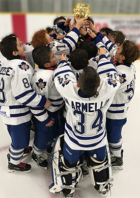 Minor Atom Marlboros Celebrate 2016 Shanahan International Championship Victory