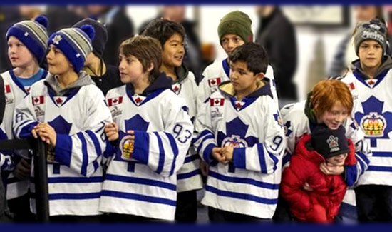 Marlboro Day at the Marlies Game, February 3rd, 2018