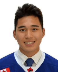 Matthew Wong - Kingston Frontenacs 11th Rd. - 213th Overall