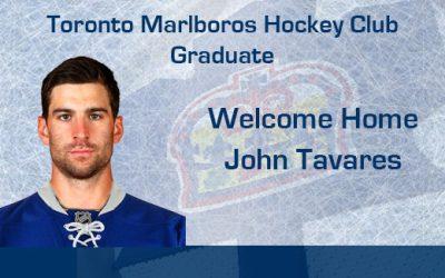 Welcome Home John Tavares