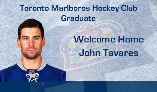 John Tavares Graduate