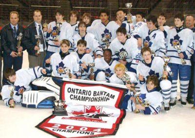 John Tavares Ontario Bantam Championship 2004