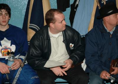 John Tavares, James Naylor & Mike Chraba