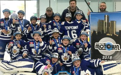 '09 Marlboros Rock 'Em & Sock 'Em to Capture Motown Championship