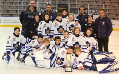 2008 Marlboros Win Buffalo Jr. Sabres Invitational
