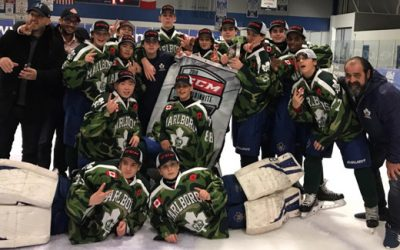 Marlboros Minor Bantam – Chicago CCM World Champions