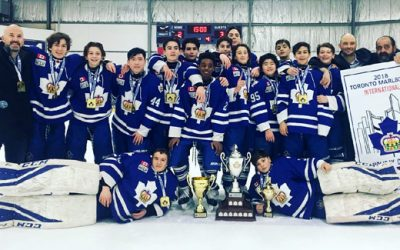 Minor Bantam Marlboros Capture 2018 Holiday Classic