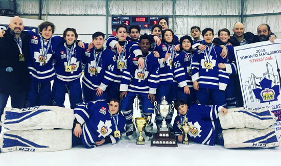 Minor Bantam Marlboros Capture Holiday Classic