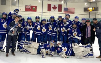 Congratulations to the '05 Toronto Marlboros