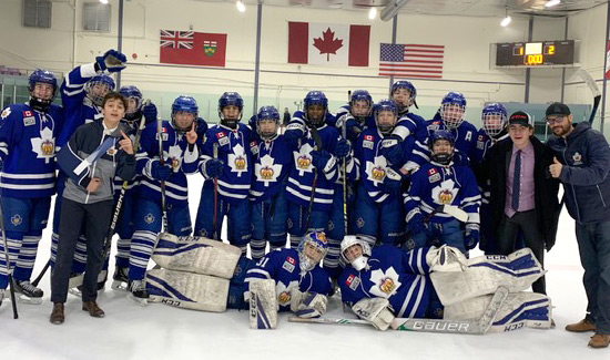 Congratulations to the '05 Toronto Marlboros for finishing 1st Overall and capturing the Pro Hockey Life Cup