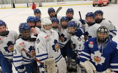 Major Peewee Marlboros Take Pro Hockey Life Cup