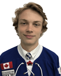 Jack Beck - Ottawa 67s 2nd Rd. - 31st Overall