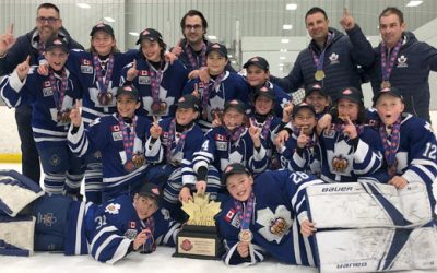 Major Atoms Capture GTHL Championship…On their Way to the Provincial Finals