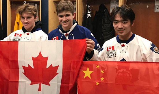 2020 Youth Olympic Games - Paul Ludwinski, Matthew Jovanovic, Eric Chen