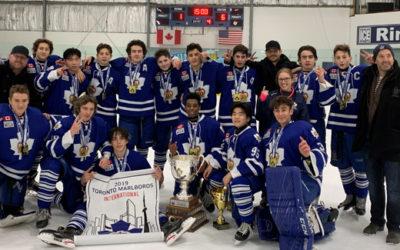 Marlboros Bantam Champions – 2019 Holiday Classic