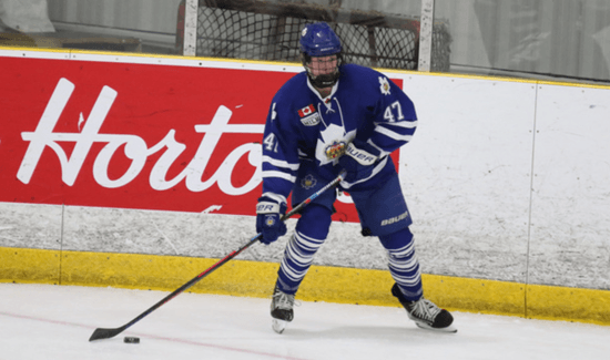 Kaden Muir Selected to USA National U17 Team