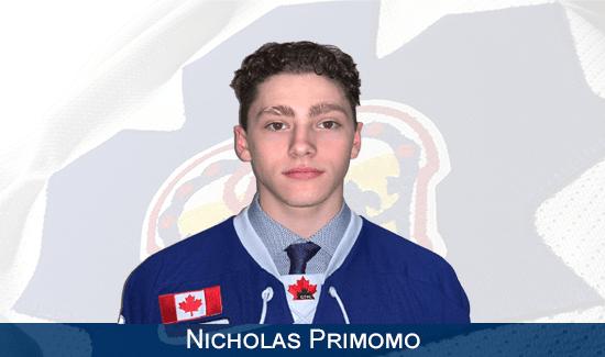 Nicholas Primomo
