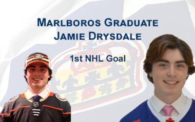 Jamie Drysdale First NHL Goal