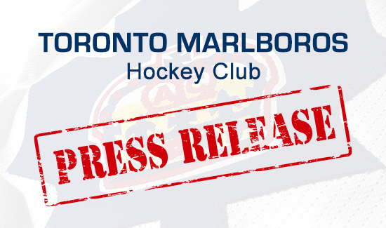 Toronto Marlboro Press Release